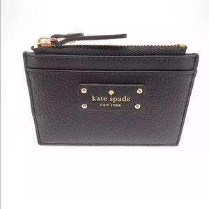 ♠️New Kate Spade♠️ Credit Card Coin Holder Keeper